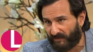 Bollywood Megastar Saif Ali Khan's New Netflix Series Is Being Compared to Narcos | Lorraine