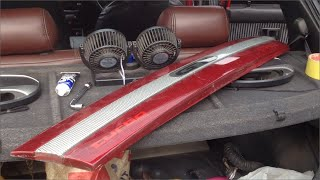 toyota starlet ep82 garnish install or replace