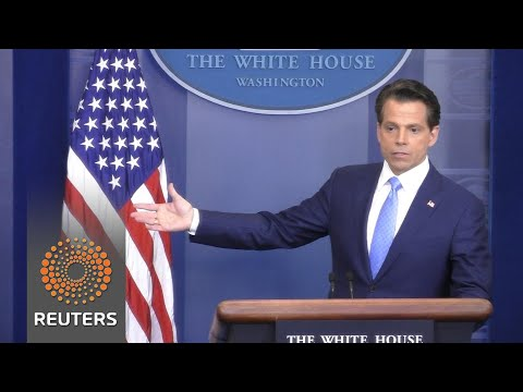Spicer out, Scaramucci and Sanders in at White House