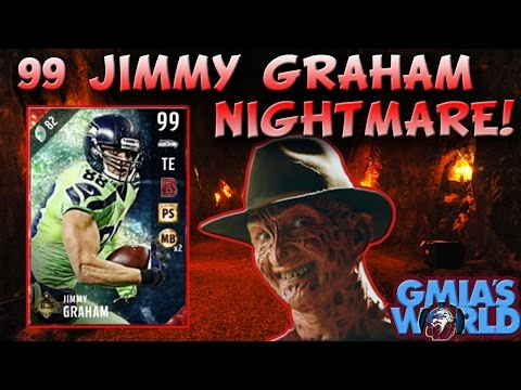 ULTIMATE TICKET JIMMY GRAHAM IS A NIGHTMARE ON ELM STREET! | VOLTERAX #SWERVESERIES