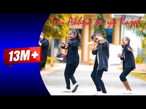 Teri Aakhya Ka Yo Kajal | Superhit Sapna Song | Sapna Chaudhary | New Haryanvi Song Dance