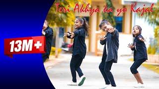 Teri Aakhya Ka Yo Kajal   DANCE choreographer SD king tik tok viral video