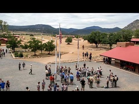 The Day of the 1 Millionth Philmont Participant