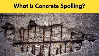 What is Concrete Spalling? Their Causes and Prevention.
