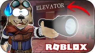 ROBLOX - Crazy in the elevator! - The Scary Elevator