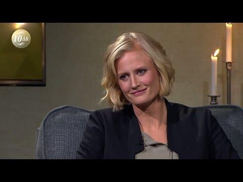 """Carolina Klüft: """"Jag identifierar mig inte med mina framgångar"""" - Malou Efter tio (TV4)"""