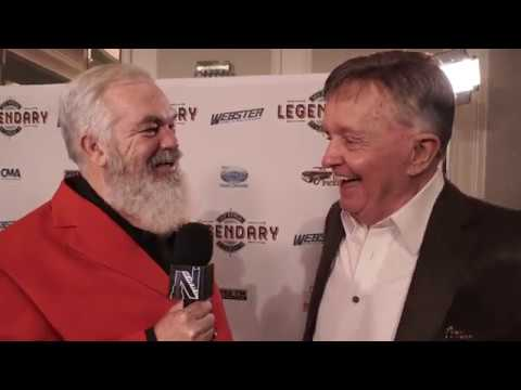 Bill Anderson Interview with Nashville Music Guide at the Legendary Lunch 2017