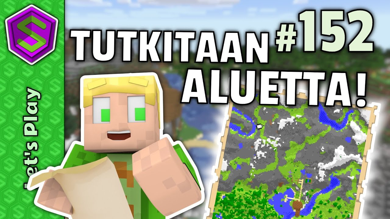 Kartta Seinalle Minecraft Let S Play 152 Youtube