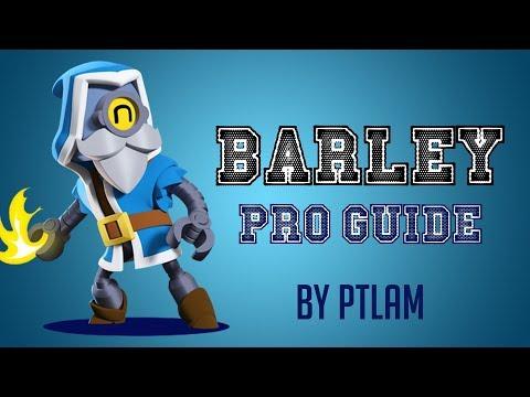 Brawl Stars | Barley Pro Guide, Tips & Trick