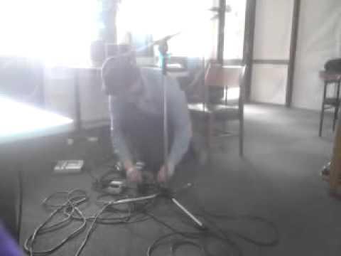 Matt Davenport track 3 Live on Totnes Monster - Soundart Radio 102.5 FM
