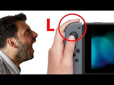 [Switch] Que vaut le bouton L ?
