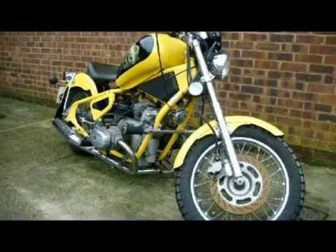 Новый мотоцикл ИЖ 2017! Как будет выглядеть? - YouTube