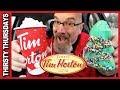 Tim Hortons 🎄 Christmas Product Line 🎄 Thirsty Thursdays