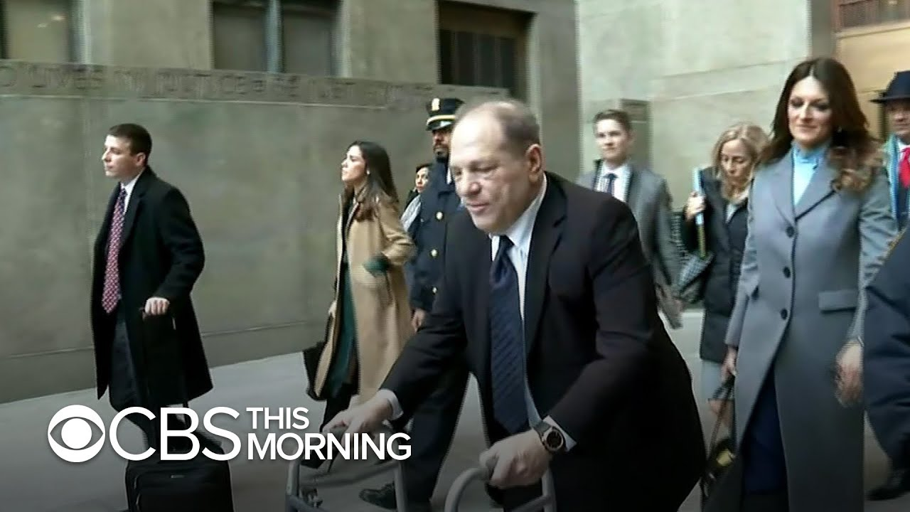 Harvey Weinstein trial: 'Sopranos' actress Annabella Sciorra takes ...