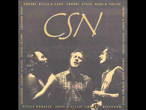Crosby, Stills & Nash - Dark Star