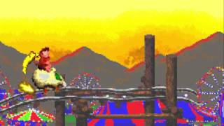 Donkey Kong Country 2 (GBA): Target Terror [1080 HD]