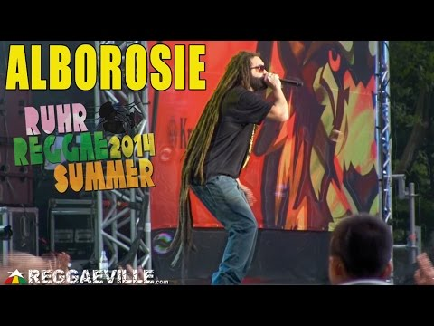 Alborosie & The Shengen Clan - No Cocaine @ Ruhr Reggae Summer 2014