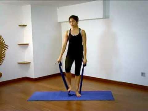 Antrenmanyap - Fitness : Bant Hareketleri