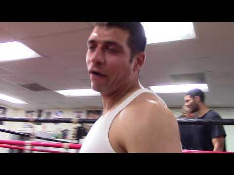brandon krause on seckbach being in ring magazine EsNews Boxing