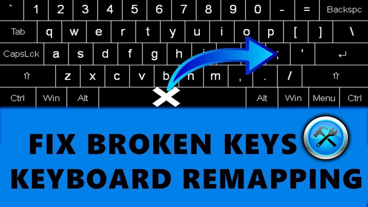 how to fix mac keyboard keys not working