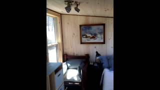 1962 Chevy C40 Tiny House Cabin On Wheels