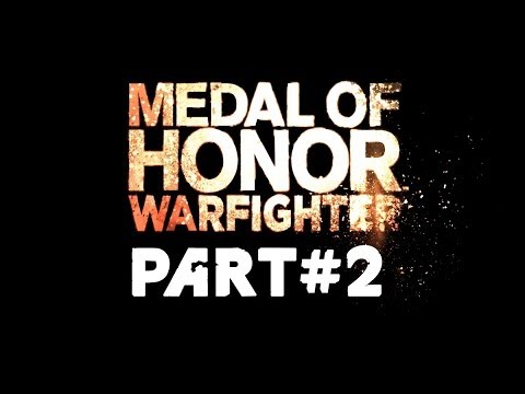 Medal of Honor Warfighter Gameplay - Part1 (Opening Intro)