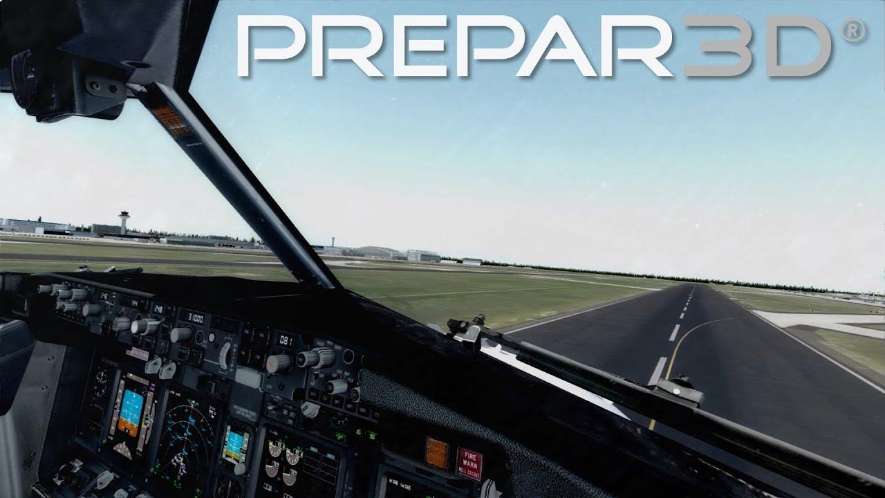 Prepar3d (P3D) V3 2 3 (MEGA Download) | Board4All