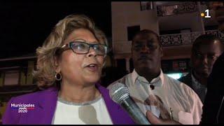 Municipales 2020 : Cayenne, Les Résultats Définitifs, Marie -Laure Phinéra Horth Est élue
