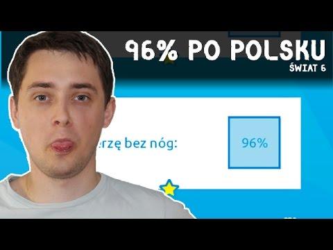 96% PO POLSKU | GRY QUIZ | GRY ANDROID | ŚWIAT 6