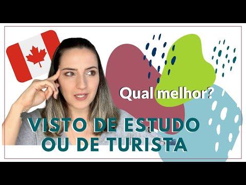 VIAJAR PARA O CANADA COM VISTO DE ESTUDO OU TURISMO