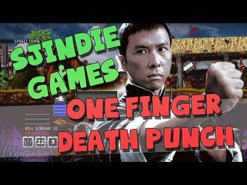 Sjindie Games - One Finger Death Punch  