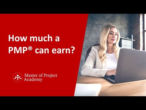 how much more money can i make with a pmp
