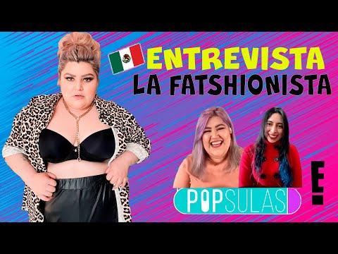 POPSULAS Diversidad e inclusión con Laura Tobón y La Fatshionista en E! Online Latino