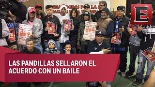 Pandilleros de Monterrey acuerdan pacto de paz
