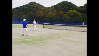 今日は、テニス三昧でした thumbnail