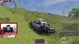 TWITCH - 40 KILLS TEAM DE 5 BR WIN - H1Z1: KOTK