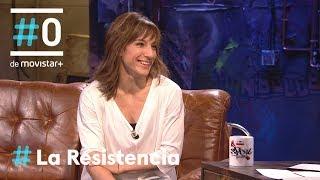 LA RESISTENCIA - Entrevista a Sandra Sánchez | #LaResistencia 06.03.2018