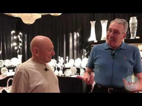 Jim Asselstine Talks About Brilliant Cut Glass