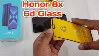 Honor 8X 6D glass How to apply 5D glass without Bubbles thumbnail