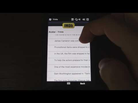 IMDb Mobile beta