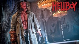 Hellboy (2019 Movie) New Trailer Tonight – David Harbour, Milla Jovovich
