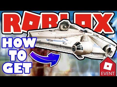 [EVENT] How To Get Millennium Falcon - Roblox Battle Arena Event 2018 - Grand Prize