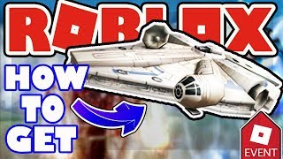 [ÉVÉNEMENT] How To Get Millennium Falcon - Roblox Battle Arena Event 2018 - Grand Prix