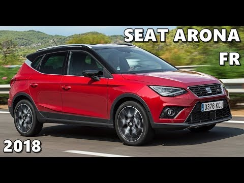 2018 seat arona fr red desire driving exterior interior youtube. Black Bedroom Furniture Sets. Home Design Ideas