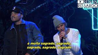 Justin Bieber ft. Chance The Rapper - Holy (Tradução)