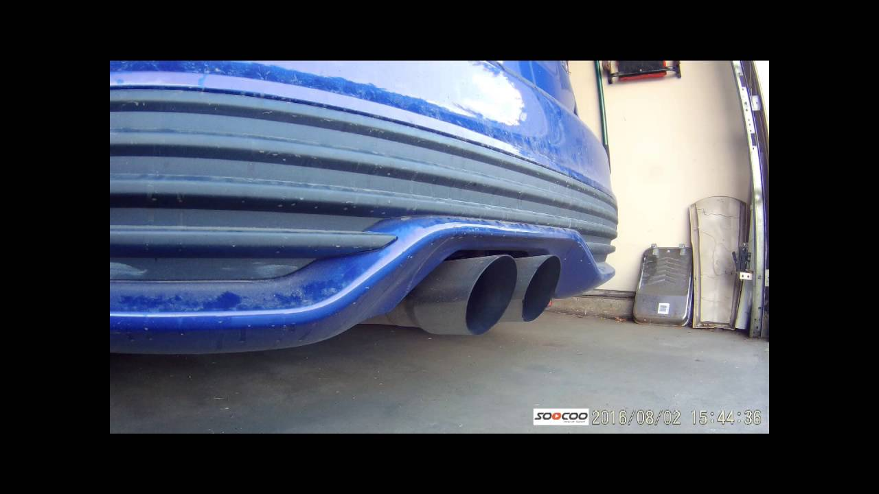 Focus ST MBRP Catback Exhaust