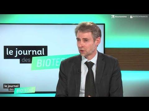 Le journal des biotechs : DBV, Geneuro, Valneva. L'interview de Stanislas Veillet, Biophytis