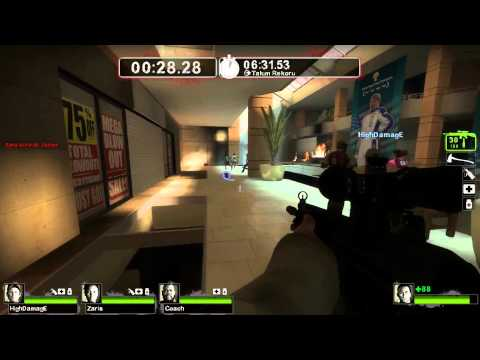 Left 4 Dead 2- Dead Center Direniş Modu Gameplay (Türkçe)