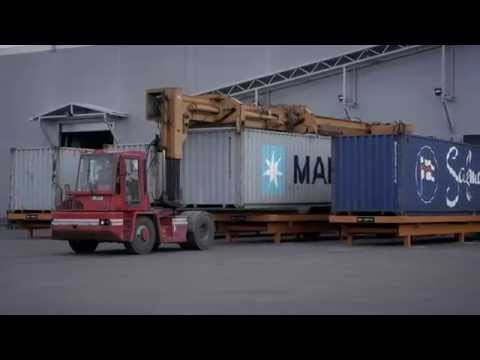 Container Loading Equipment Actiw LoadPlate Multi
