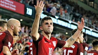 U S Men's National Team Can Advance To World Cup Tonight